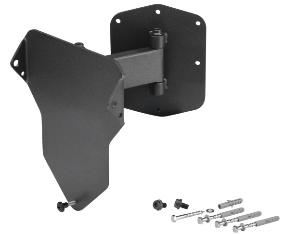 WALL MOUNT SWIVEL BRACKET
